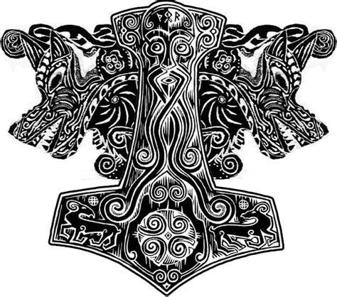 authentic viking tattoo designs 10 traditional viking tattoos