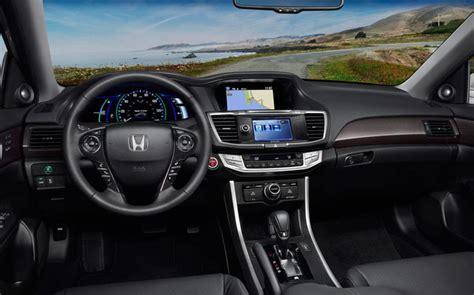 Honda Accord Interior 2015 by 2015 Honda Accord Hybrid Interior Photo Gallery