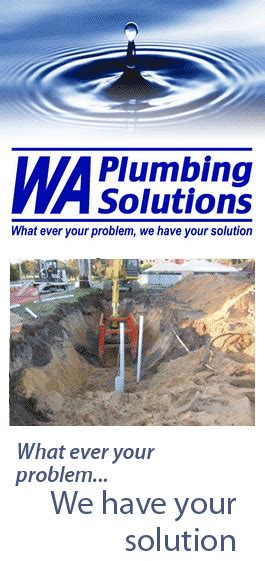 Australian Plumbing Solutions by Wa Plumbing Solutions Booragoon Western Australia Reviews Hipages Au