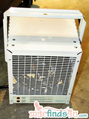 review newair g70 electric garage heater is taking the