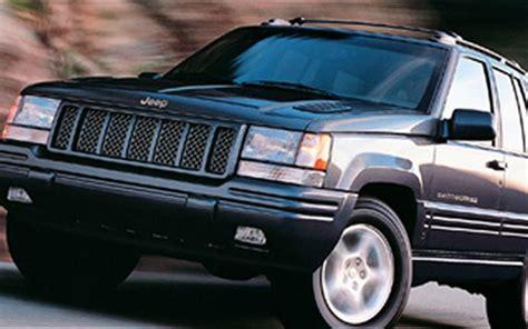 1998 Jeep Recalls 1998 Jeep Grand Trends Jeep Grand