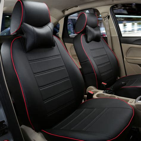 cheap car seat covers set get cheap faux leather car seat covers aliexpress