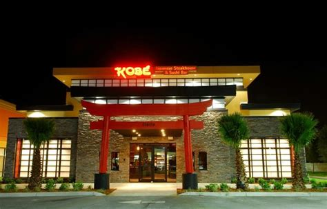 kobe japanese steak house kobe japanese steakhouse sushi bar orlando 11609 e colonial dr st joses menu