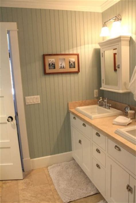 bathroom wall idea beadboard walls splish splash taking a bath