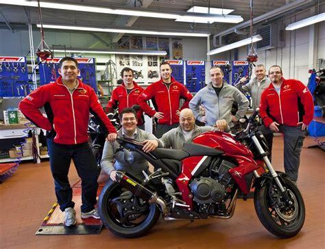 Motorrad Meyer Racing Team by Team Honda Meyer