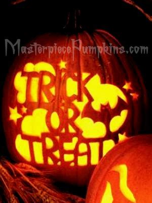Trick Or Treat Letters