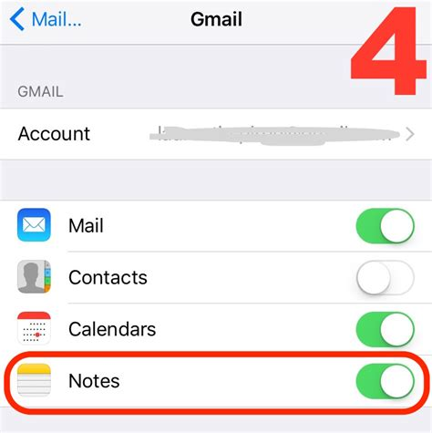 how to sync notes from iphone to mac how to sync gmail notes on ios notes iphone ipad and