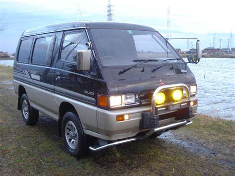 mitsubishi wagon 1990 mitsubishi delica wagon wagon 1990 used for sale