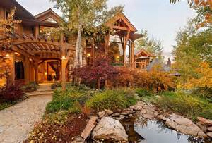 1000 images about million dollar log cabins on