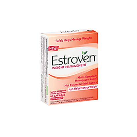weight management estroven product image for estroven weight management 60 capsules