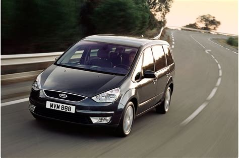 ford galaxy 7 seater cars