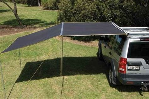 Retractable Vehicle Awning by Retractable Car Side Awning As 4x4 Accessory Buy