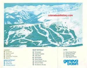 colorado ski maps
