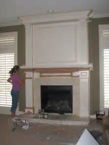 brick fireplace makeover home design inside