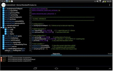 Android Ide by Alternatives To Standard Arduino Ide Which One To Choose