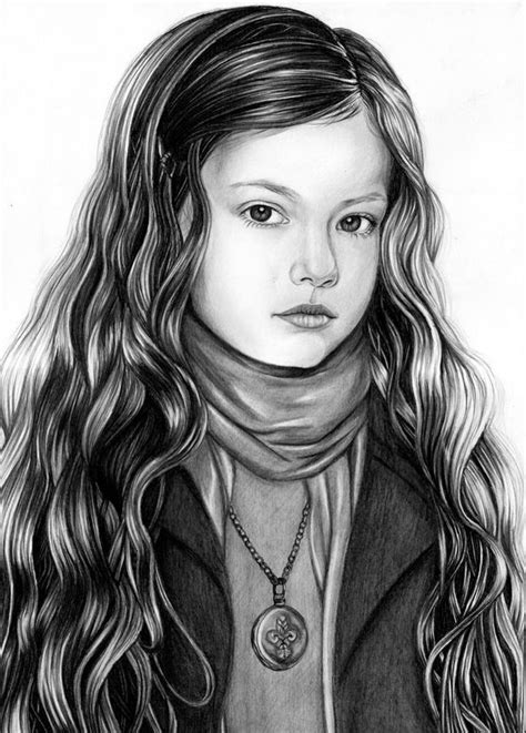 Pin de Twilight Saga en Renesmee Cullen   Dibujos, Saga de