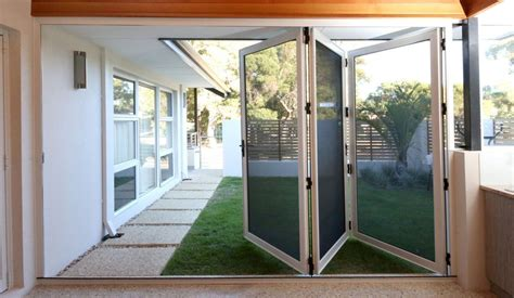 bifold door security perth screens clearview security