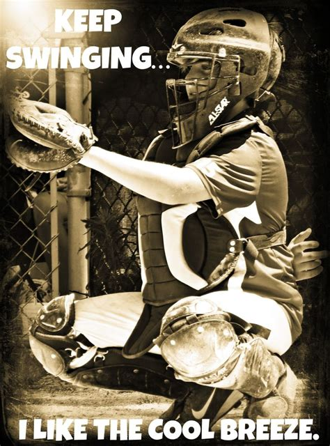 29 best softball sayings images on pinterest