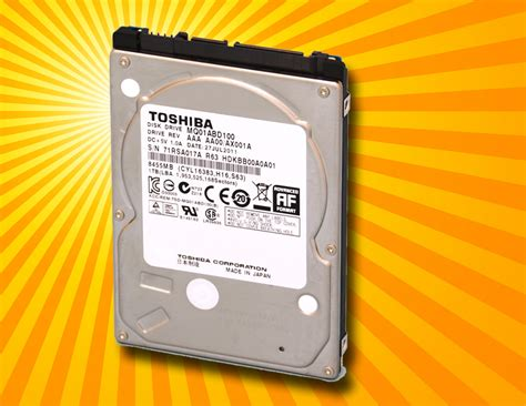 toshiba introduces a 1 terabyte 2 5 inch disk drive for laptops techhive