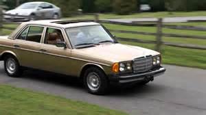 1985 Mercedes 300d 1985 Mercedes 300d Turbo Diesel For Sale 134 000