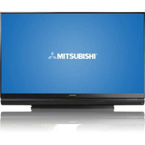 mitsubishi 1080p dlp hdtv l mitsubishi 73 quot class dlp 1080p hdtv wd 73c12 walmart com