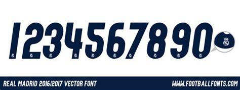 Custom Font Nameset Manchester United 2017 2018 2016 2017 number gallery