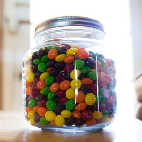 Skittles Jar giveaways and heyzen contreras photography