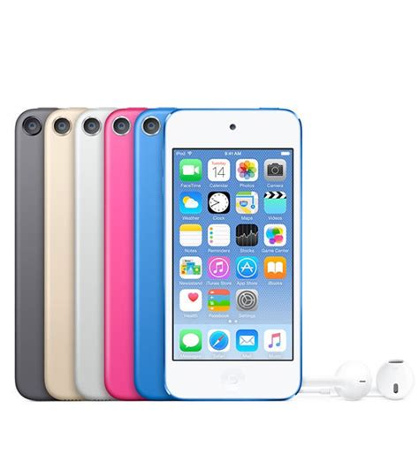 Ipod Touch 6 32 Gb Gold Garansi Resmi Apple apple ipod touch 32gb 6th 2015 model brand new gold quot quot ausluck quot ebay