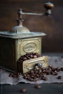 Grinders Coffee Beans Vintage Coffee Bean Grinder Tea Coffee Time