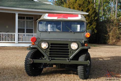 military jeep front ambulance surplus autos post