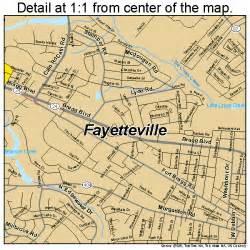 map of fayetteville carolina fayetteville carolina map 3722920