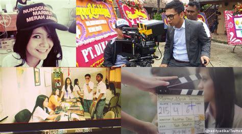 film terbaru dari raditya dika marmut merah jambu raditya dika mulai syuting marmut merah jambu kabar