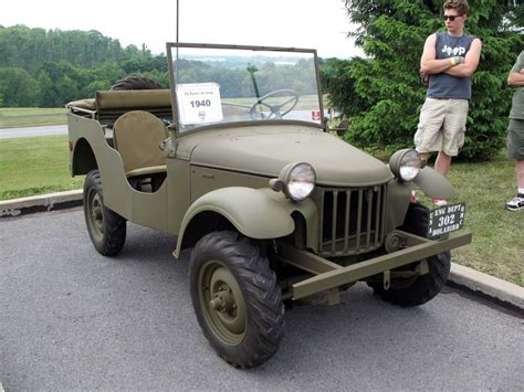 Bantam Jeep Heritage Festival 2015 75 Years Of Jeep