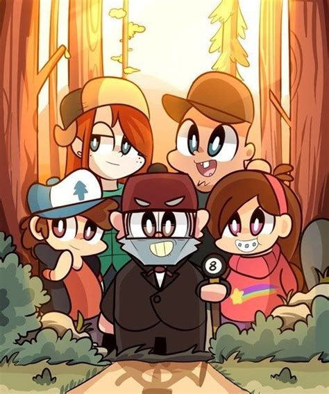 Sursara And Hirsch Still A Mystery by 525 Best Gravity Falls Images On Pin Up