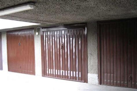 porte per garage usate basculante per garage