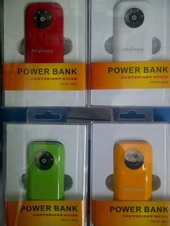 Pasaran Power Bank Advance 8800 katalog grosir powerbank termurah grosir powerbank termurah 081 330 895930