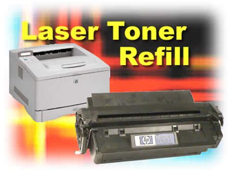Refill Printer Laser why refill laser toner cartridges get toner cartridges