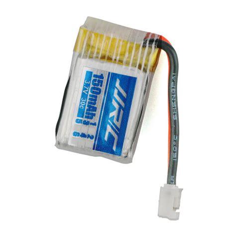 jjrc h36 004 3 7v 150mah li polymer battery for jjrc h36 quadcopter free shipping dealextreme
