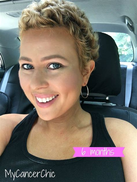 curly hairstyles  chemo hair