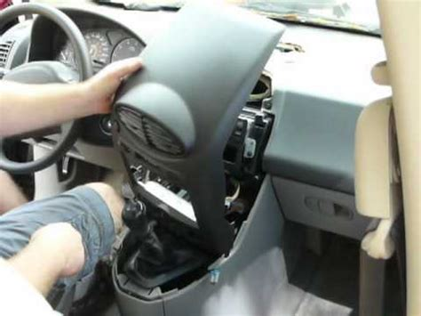Replace L Switch by How To Replace Headlight Flasher Switch On Saturn L200 Doovi