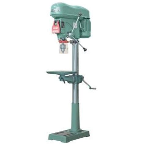 general international 17 in extended stroke drill press