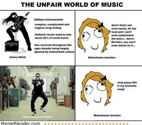 Memes Heavy Metal - heavy metal your brain and sums it up on pinterest