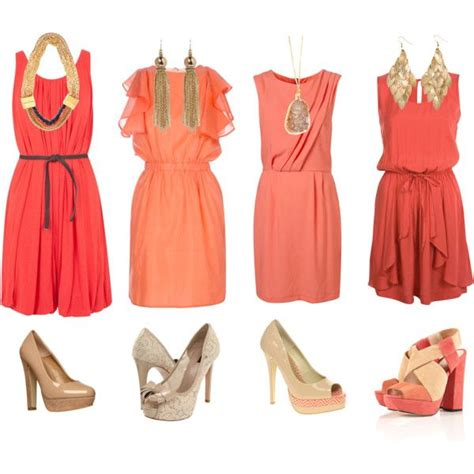 Armani Creates Wedding Wardrobe For And Bridesmaids by 236 Best 2dayslook Coral Dresses Images On