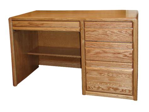 oak student desk od o c642 48 quot contemporary oak student desk standard oak