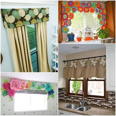 window valance ideas 10 diy window valance ideas you can try