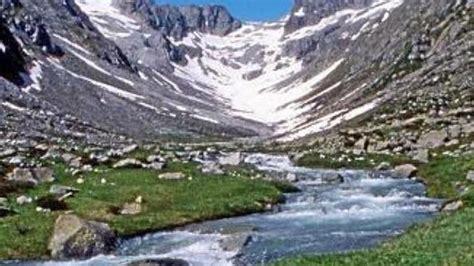 fiume bagna verona alla testata della val di fumo e alle sorgenti fiume