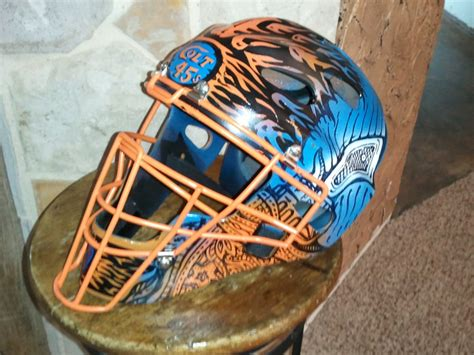 Handmade Catchers - 19 best ideas about catcher helmet on great