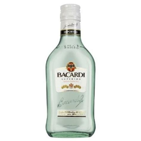 Code Bacardi Bottle White bacardi white rum 20cl 37