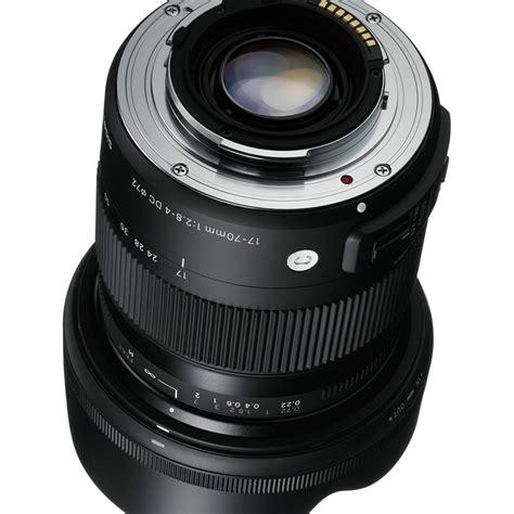 Sigma 17 70mm F2 8 4 Dc Macro Os Hsm sigma 17 70mm f2 8 4 dc macro os hsm lens for canon mount digital slr cameras 85126884543 ebay