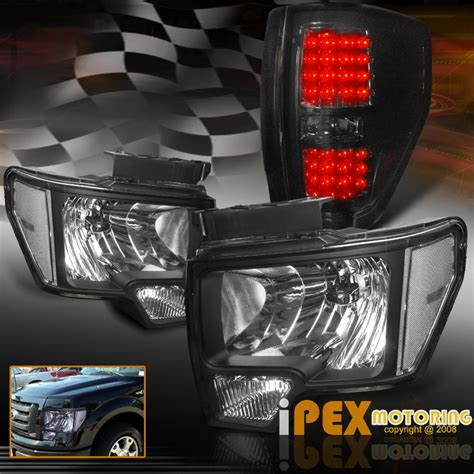 2013 f150 tail light smoke headlights for a f150 2013 upcomingcarshq com